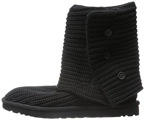 Noir Bottes 1876charcoal Australia silver10 Femme Ugg Cardy YxnwfBqvx0