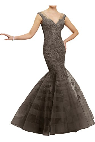 Vestido mujer mujer para Gris para Topkleider Topkleider Vestido Gris rqg7frH