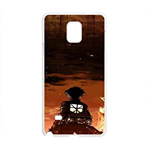 Attack on Titan Cell Phone Case for Samsung Galaxy Note4
