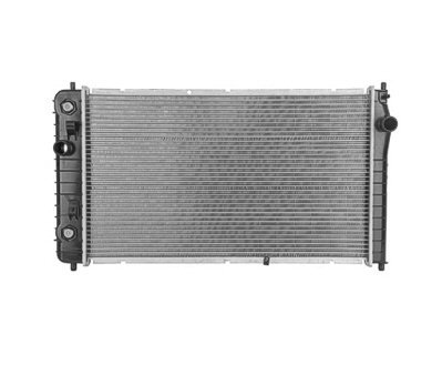 MAPM Premium Quality RADIATOR [WITH PASSENGER SIDE CONNECTION ON TOP] by Make Auto Parts Manufacturing