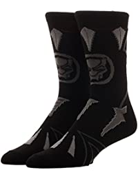 Black Panther Suit Up Crew Socks, One Size(10-13)