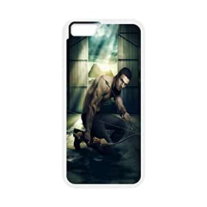Green Arrow FG0006095 Phone Back Case Customized Art Print Design Hard Shell Protection Iphone 6