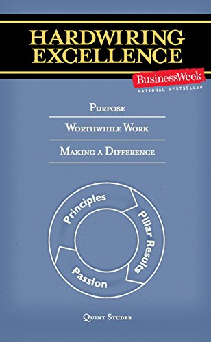 Hardwiring Excellence: Purpose, Worthwhile Work, Making a Difference Pdf