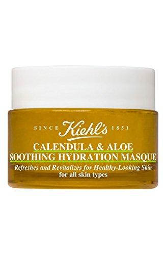 Calendula & Aloe Soothing Hydration Masque 3.4 oz. (Soothing Masque Gel Kiehls)
