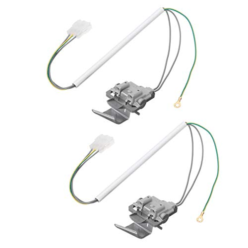 Switch Lid Kit - Ketofa 3949237 Washing Machine Door Lid Switch Kit For Whirlpool Kenmore 3949247 3949238 WP3949238 647996(Pack of 2)