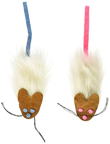 Peek A Prize Cat Toy (Pioneer Pet Frank and Fifi Cat Toy)