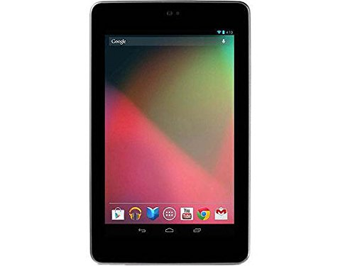 Google (7-Inch, 32 GB, Black) by ASUS (2013) Tablet (Asus Tablet Warranty)