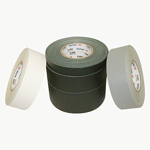 Permacel P-665/BLK160 Shurtape P-665 General Purpose Gaffers Tape