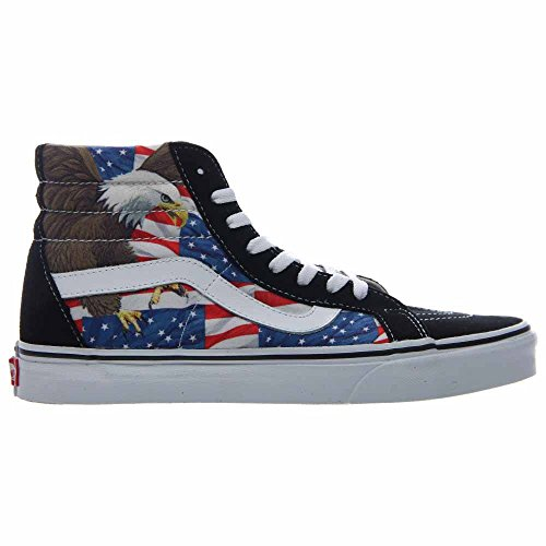 Hi Edition Nero V3CAIE5 Free Sk8 Sneaker VANS Special USA Reissure Bird qIRw5