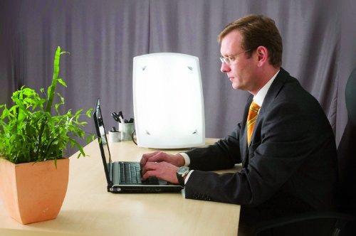 Lichtbox mit 10,000 Lux medizinisch geprüft ClassII product image