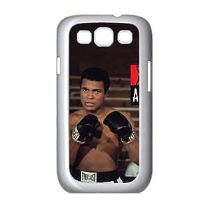 Samsung Galaxy S3 9300 Cell Phone Case White Muhammad Ali gqic