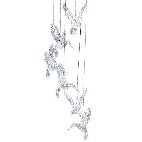 agptek Romantic Solar Wind Bells Color Changing Led Light...