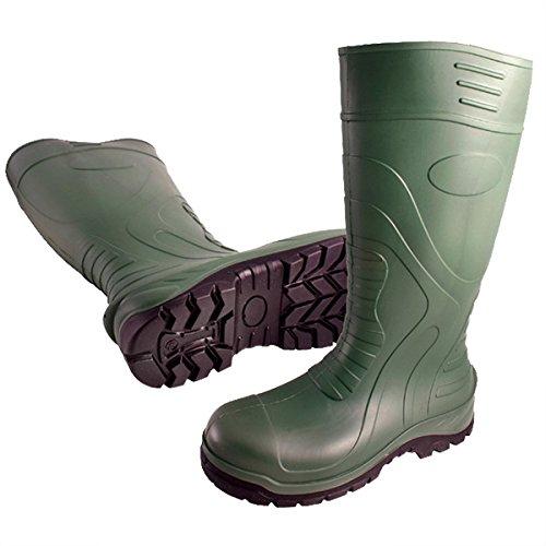 Toe Guard TG8029545 Boulder Chaussures de sécurité S5 Taille 45 Olive Vert