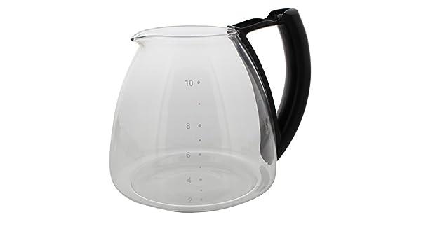 Codiac 340171 - Jarra de cristal de repuesto para cafetera Krups ...