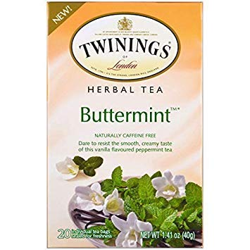 Twining Tea Herbal Butter mint, 1.41 ()