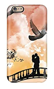 Shock-dirt Proof Love Kisss For Desktop Case Cover For Iphone 6