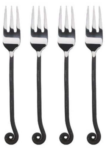 Gourmet Settings (GS) Treble Clef 7 1/2 Salad Fork (Set of Four)