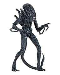"""From the thrilling Aliens movie, the Warrior Alien gets the """"Ultimate"""" action figure treatment! The assortment includes both blue and brown Aliens. We've upgraded the deadly creatures, which now have added articulation and plenty of extras: e..."""