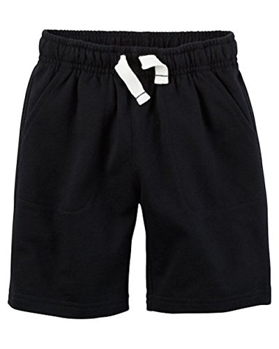 Carters Boys French Terry Shorts - Black