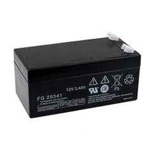 Batería de Calidad – Batería (multipower) MP3,4-12 Vds - 12V - Lead-Acid - PB