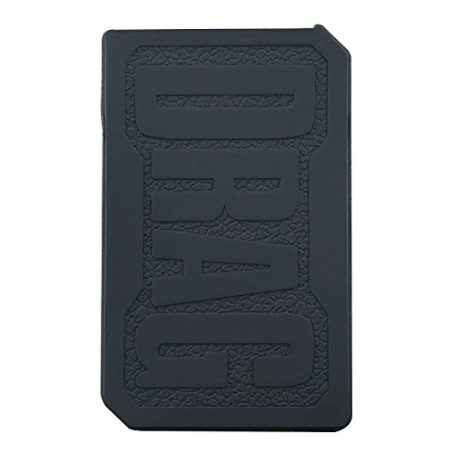 - DSC-Mart Texture Case for VOOPOO Drag 157W, Silicone Skin Cover Rubber Sleeve Wrap Fits Drag 157 Watt Mod (Black)