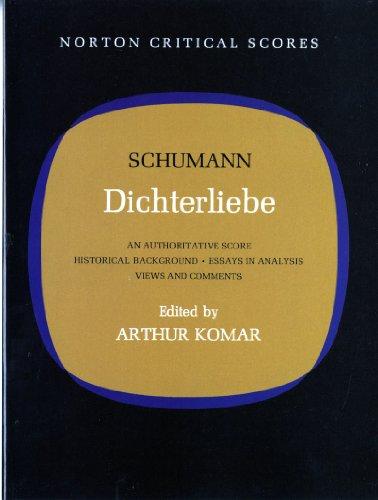 Dichterliebe (Norton Critical Scores)