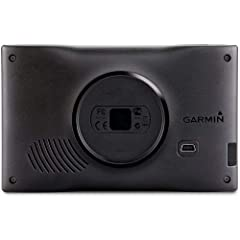 """Product # 010-01198-01 The Garmin Nuvi55LM GPS Navigator features a 5"""" dual orientation touchscreen display and comes preloaded with detailed maps of the lower 49 states. The unit stays unaffected by cellular dead zones as it does not rely on..."""