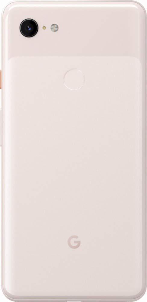 Google Pixel 3 XL Unlocked GSM/CDMA G013A Sim Free Version Direct from Google - US Warranty (Pink, 64GB)