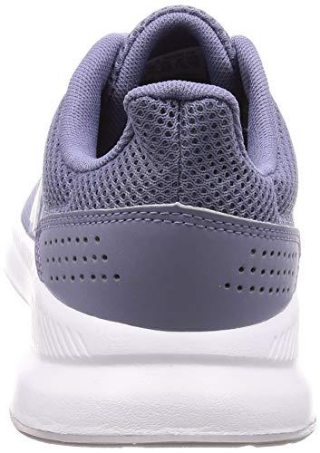 Da grey Falcon Scarpe Blu Indigo ftwr raw Donna F17 Adidas Three White F17 Raw Running EFTqwnUB