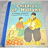 img - for Children of Holland book / textbook / text book