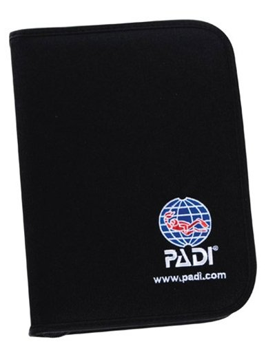 Padi Adventure Dive Log Book Binder