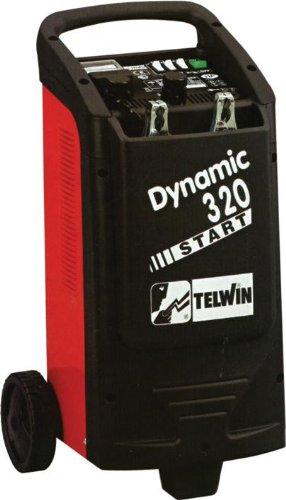 Chargeur et d/émarreur dEmergenza Telwin Dynamic 320 /étoiles 12-24 V.45 A