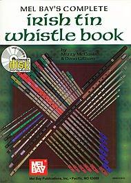 (Complete Irish Tin Whistle Book/CD Set)