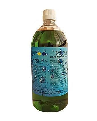 Ambientador nebulizador esencia Fresco. Válida solo para dispensador de aroma con sistema nebulizador. Ambientador