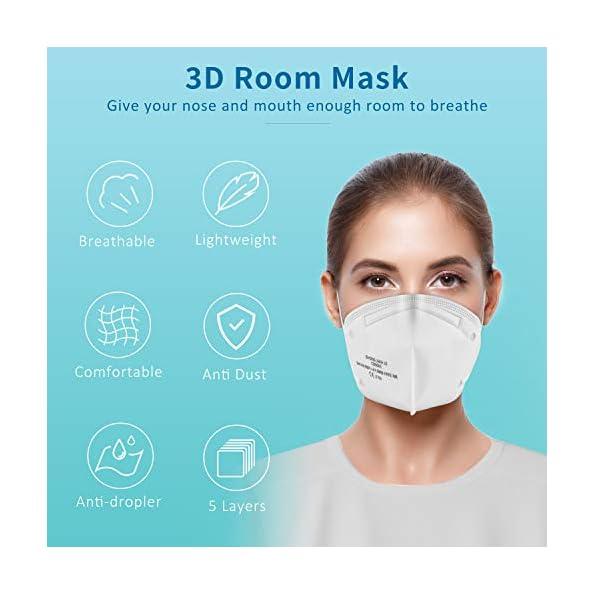 50-Stck-FFP2-Maske-CE-Zertifiziert-5-Lagen-Atemschutzmaske-Gesichtsmasken-94-Partikelfiltermaske-Staubmaske