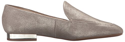 Balletto Metallico Xalan Nove West Womens Naturale / Oro