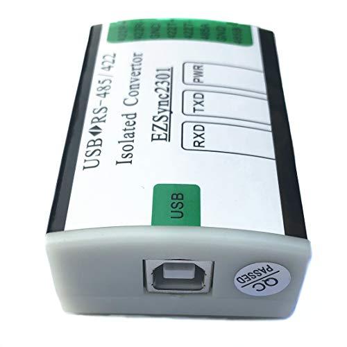 (EZSync USB to RS-485/RS-422 Magnetic Isolated Serial Converter, FTDI Chipset, EZSync2301)