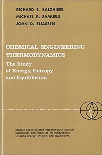 Chemical engineering thermodynamics richard balzhiser michael chemical engineering thermodynamics fandeluxe Choice Image