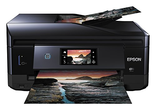 Epson Expression Photo XP-860 - Impresora multifunción de tinta ...