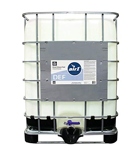 Air 1 Diesel Exhaust Fluid 330 Gallon Tote by Silver Transfer STS-330