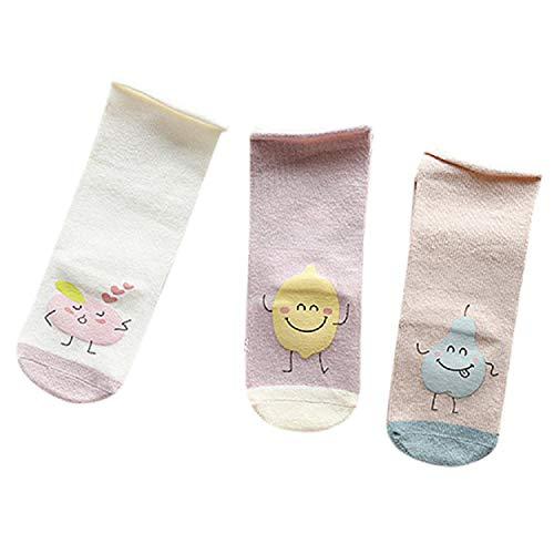 - Putars & 3Pair Infant Toddler Baby Comfortable Socks Boy Girl -Cyber Monday