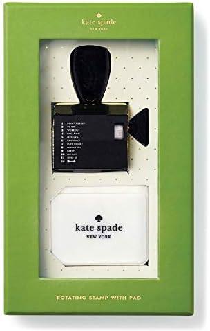 Amazon.com: Kate Spade New York - Sello giratorio: Kitchen & Dining