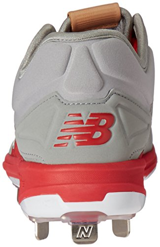 New rood grijs Heren L3000v3 honkbalschoen Balance X7UArqZX