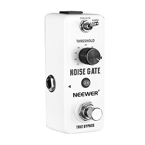 Neewer Aluminium-alloy Noise Killer Guitar Noise Gate Suppressor Effect Pedal