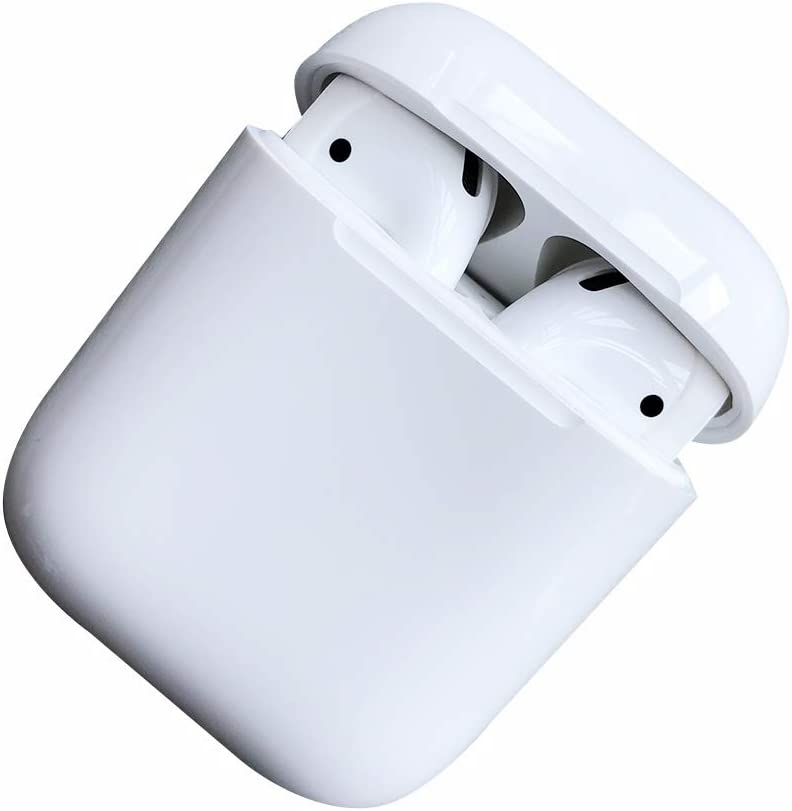 Auyuiiy Ear Covers Accessories Compatible with Apple AirPods 1 /& AirPods 2 or EarPods Headphones//Earphones//Earbuds White Fit in The case 3 Pairs