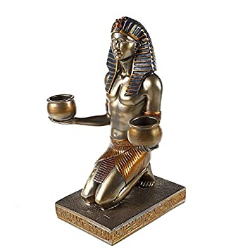Lachineuse STATUETTE PHARAON EGYPTIEN   Décoration Egyptienne