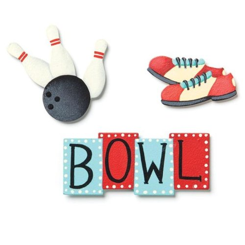 Bowling Magnet - Embellish Your Story Bowling Magnets