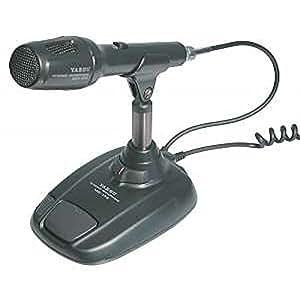Yaesu md 100a8x microfono da tavolo electr nica - Microfono da tavolo wireless ...