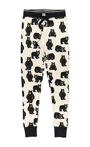 Mama Bear Women's Legging Womens Pajama Leggings Bottom by LazyOne | Pajama Bottom for Women (Medium)