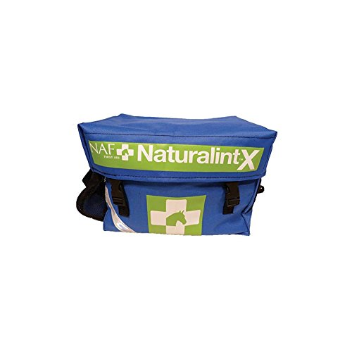 NaturalintX First Aid Bag, NAF, Horse Care and First (Horse First Aid Kit)